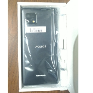 SHARP - AQUOS sense4 lite ブラック SH-RM15