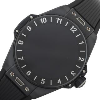 ウブロ(HUBLOT)のウブロ HUBLOT ビッグバンeブラック 腕時計 メンズ【中古】(その他)