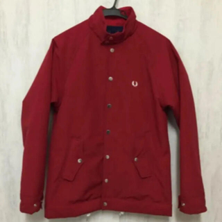 FRED PERRY - 送料込❗️fred perry  フレッドペリー アウター ブルゾン
