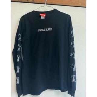 ココロブランド(COCOLOBLAND)のCOCOLOBLAND ロンT 黒(Tシャツ/カットソー(七分/長袖))