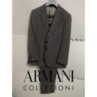 ARMANI COLLEZIONI - ★極美品!ARMANI COLLEZIONI スーツセットアップ