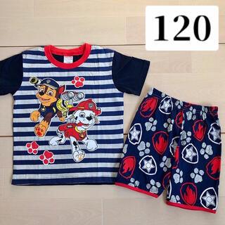 パウパトロール 120 パジャマ 半袖