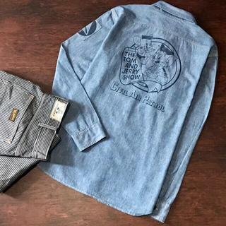 TOYS McCOY - 入手不可 2018即完売 トイズマッコイ トムとジェリーコラボ ワークシャツ