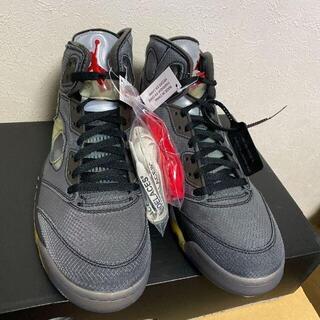 新品 Nike Off-White × Nike Air Jordan 27cm(スニーカー)