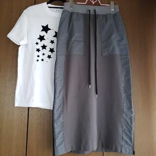 SCOT CLUB - SCOTCLUBスカートとAccountのシャツ セット