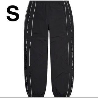 Supreme - Supreme Cross Paneled Track Pant black S