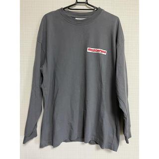 シュプリーム(Supreme)のブラックアイパッチ H&M ロンT(Tシャツ/カットソー(七分/長袖))