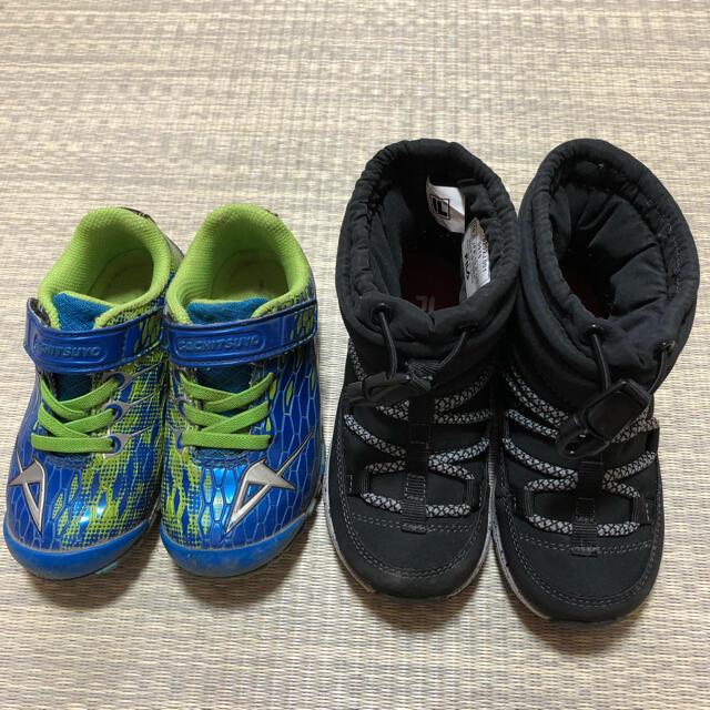 FILA(フィラ)の16cm スニーカー FILA  ガチ強 キッズ/ベビー/マタニティのキッズ靴/シューズ(15cm~)(スニーカー)の商品写真