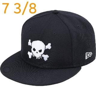 Supreme - Supreme Skull New Era 7 3/8 Navy