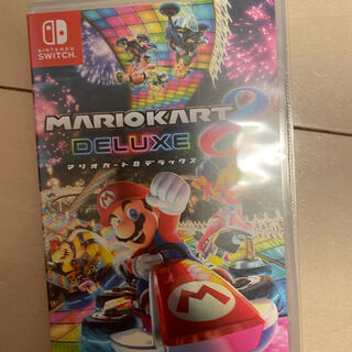 ニンテンドースイッチ(Nintendo Switch)のマリオカート8デラックス(携帯用ゲームソフト)