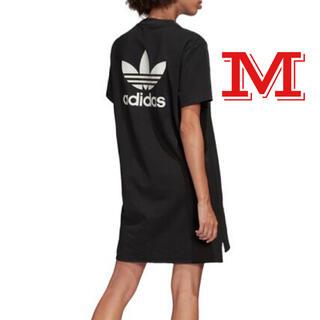 adidas - adidas originals ワンピース [TEE DRESS] Mサイズ