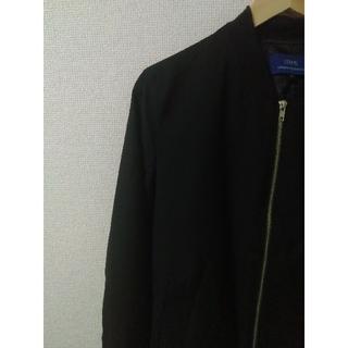 URBAN RESEARCH - 【美品】URBAN RESEARCH MA_1 ジャケット ブラック 38