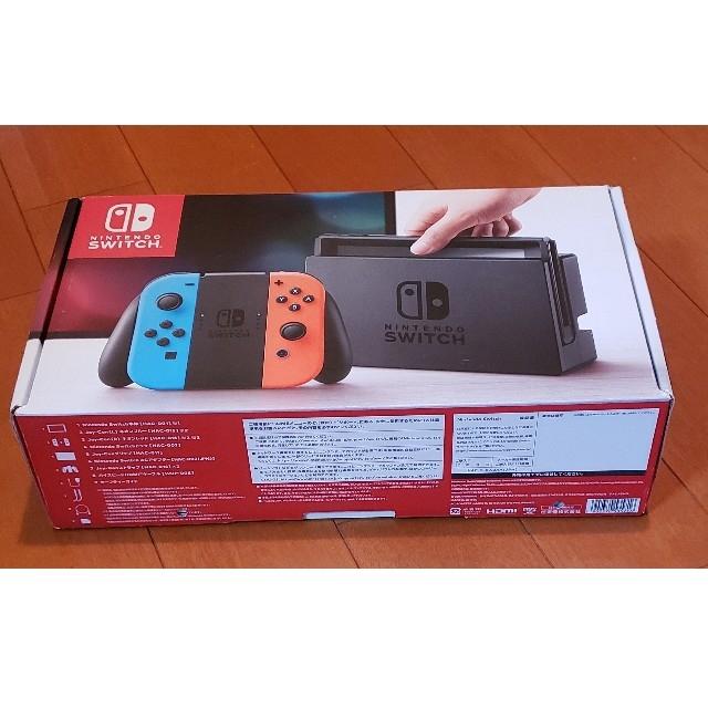 Nintendo Switch(ニンテンドースイッチ)の任天堂 Switch 本体 動作確認済み スイッチ  エンタメ/ホビーのゲームソフト/ゲーム機本体(家庭用ゲーム機本体)の商品写真