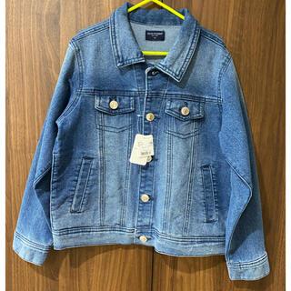 バックナンバー(BACK NUMBER)のRight-on デニムジャケット 130cm(Tシャツ/カットソー)