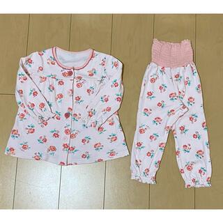 コンビミニ(Combi mini)の専用です🌼コンビミニ 女の子 パジャマ 90(パジャマ)