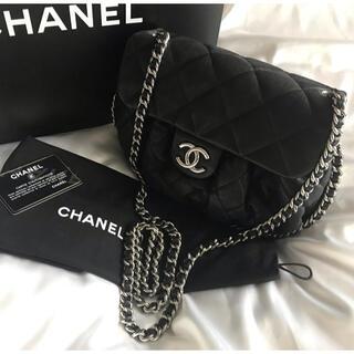 CHANEL - 未使用に近い極美品♡シャネル CHANEL チェーンアラウンド バッグ