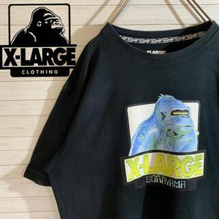 XLARGE - 【X-LARGE】X-LARGE×SORAYAMA 限定コラボ Tシャツ
