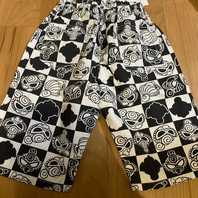 HYSTERIC MINI(ヒステリックミニ)のヒステリックミニ  ハーパン パンツ ズボン 120 キッズ/ベビー/マタニティのキッズ服男の子用(90cm~)(パンツ/スパッツ)の商品写真