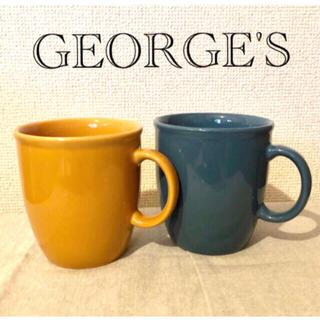 GEORGE'S ペアマグカップ
