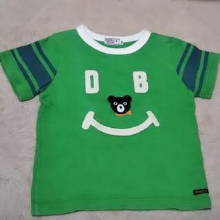 ダブルビー(DOUBLE.B)のDOUBLE.BTシャツ100(ブラウス)