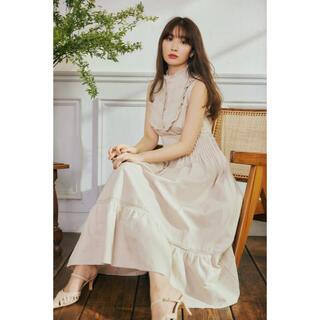 Paisley Cotton Lace Long Dress herlipto