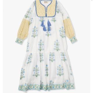 Ron Herman - 新品 SZ Blockprints  Print Dress  ワンピース