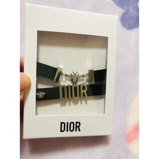 Christian Dior - Dior  ディオール ノベルティ  蜂モチーフのブレスレット/チョーカー