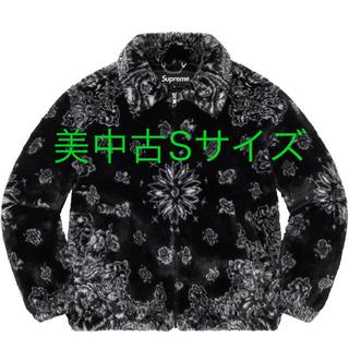 Supreme - 21SS Supreme Bandana Faux Fur Bomber 黒 S