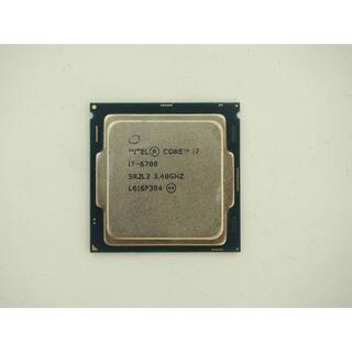 Intel Core I7-6700 中古分解品 CPU