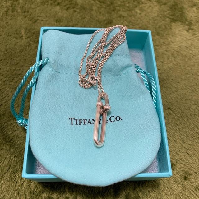 Tiffany & Co.(ティファニー)のTiffany ハードウェア リンクペンダント レディースのアクセサリー(ネックレス)の商品写真