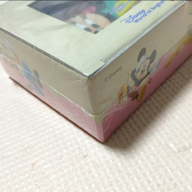 Disney(ディズニー)のABCカード DWE ディズニー英語システム キッズ/ベビー/マタニティのおもちゃ(知育玩具)の商品写真