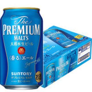 サントリー(サントリー)のサントリー プレミアムモルツ 香るエール 350ml 2ケース(ビール)