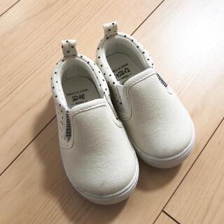 ニシマツヤ(西松屋)の西松屋 キッズ 靴 13cm 600→値下げ400円(スニーカー)