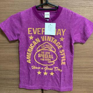 エーアーベー(eaB)のeab べべ Tシャツ 120センチ(Tシャツ/カットソー)