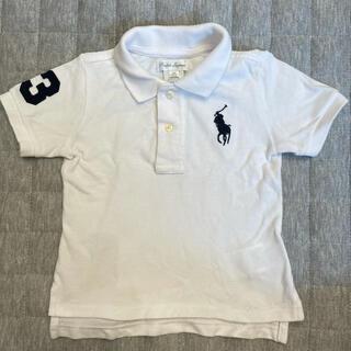 ラルフローレン(Ralph Lauren)のRALPH LAUREN ビックポニーナンバリングポロシャツ(Tシャツ)