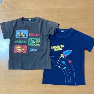 西松屋 - 95cmTシャツ2枚セット