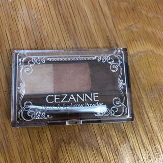 CEZANNE(セザンヌ化粧品) - セザンヌ アイブロウ パウダー 02