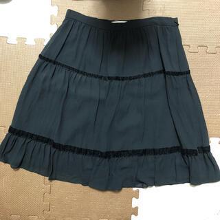 トミーヒルフィガー(TOMMY HILFIGER)の【トミーフィルビガー】スカート(ひざ丈スカート)