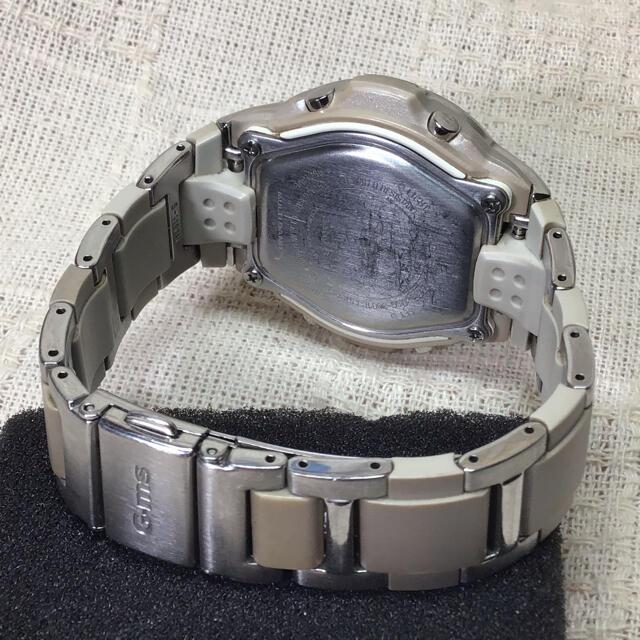Baby-G(ベビージー)の希少Baby-G 電波&ソーラー腕時計 CASIO ベビーG腕時計 カシオ腕時計 レディースのファッション小物(腕時計)の商品写真