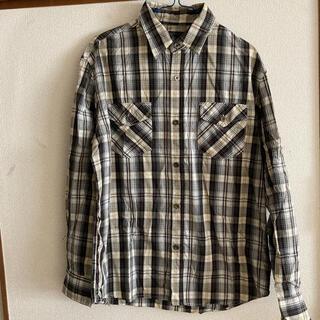 エアウォーク(AIRWALK)のAIRWALK チェックシャツ  L size(シャツ)