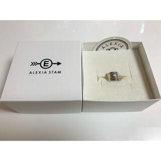 ALEXIA STAM - ALEXIA STAM  white turquoise ring