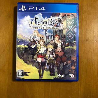 PlayStation4 - PS4 ライザのアトリエ 常闇の女王と秘密の隠れ家