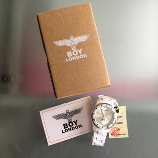 ボーイロンドン(Boy London)のBOY LONDON 腕時計 (腕時計)