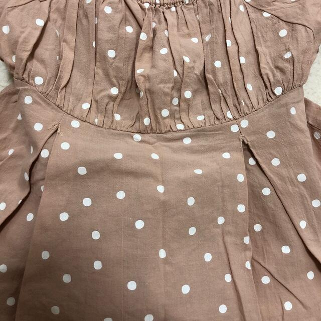 petit main(プティマイン)のpetit main 100  キッズ/ベビー/マタニティのキッズ服女の子用(90cm~)(Tシャツ/カットソー)の商品写真