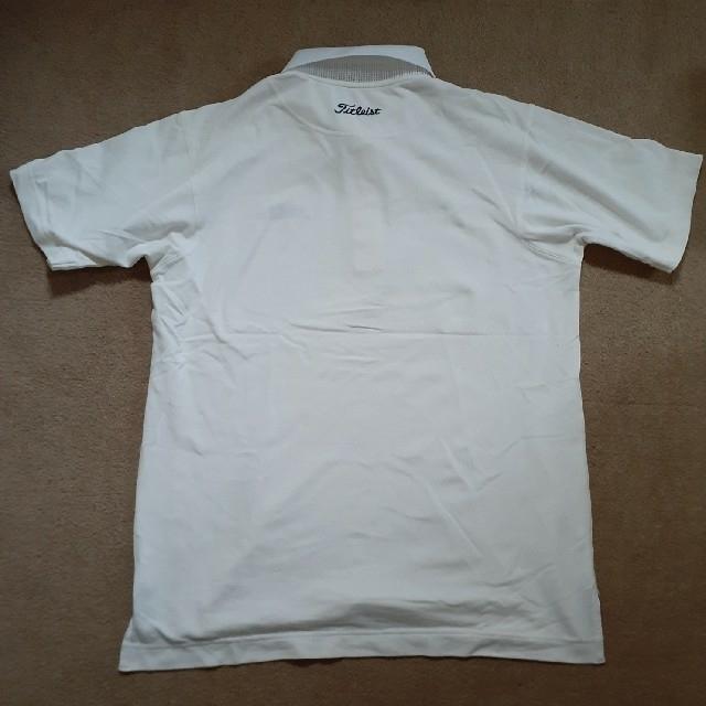 Titleist(タイトリスト)のタイトリスト ゴルフ ポロシャツ スポーツ/アウトドアのゴルフ(ウエア)の商品写真