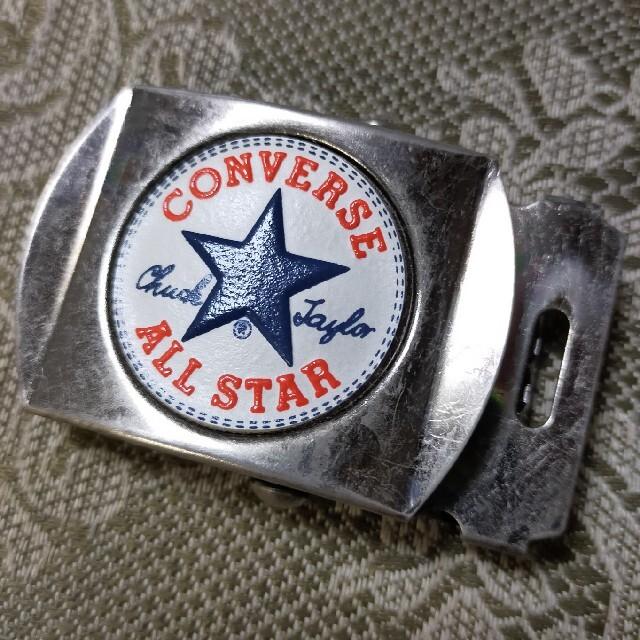 CONVERSE(コンバース)の【ワールド様専用】 ★CONVERSE ALL STAR★  バックル メンズのファッション小物(ベルト)の商品写真
