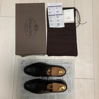 チャーチ(Church's)のChurch's DIPLOMAT EBONY 7.0 チャーチ 高級 革靴(ドレス/ビジネス)