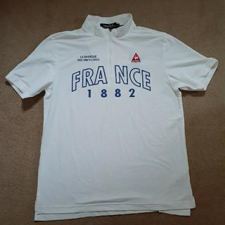 ルコックスポルティフ(le coq sportif)のルコックスポーツ ゴルフポロシャツ(ポロシャツ)
