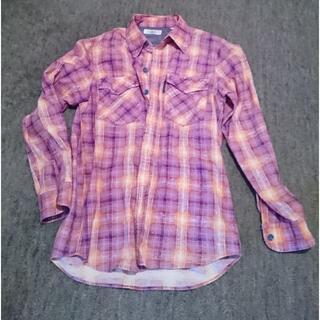 HOLLYWOOD RANCH MARKET - 【値下げ】< 美品> ハリウッドランチマーケット チェックシャツ ネルシャツ