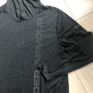UNDER ARMOUR - アンダーアーマー  パーカー長袖Tシャツ XXL